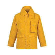 CrewBoss™ Brush Coat 6.0 oz. (Nomex) IIIA - Yellow