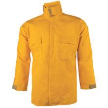 CrewBoss™ Brush Shirt 6.0 oz. (Nomex) IIIA - Yellow