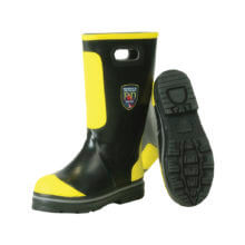 Fire-Dex Rubber Turnout Boot