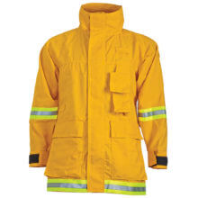 CrewBoss™ Interface Coat 7.5 oz. (Nomex) IIIA - Yellow