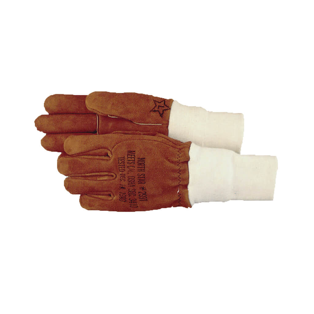 CAL OSHA Wildland Firefighter Gloves
