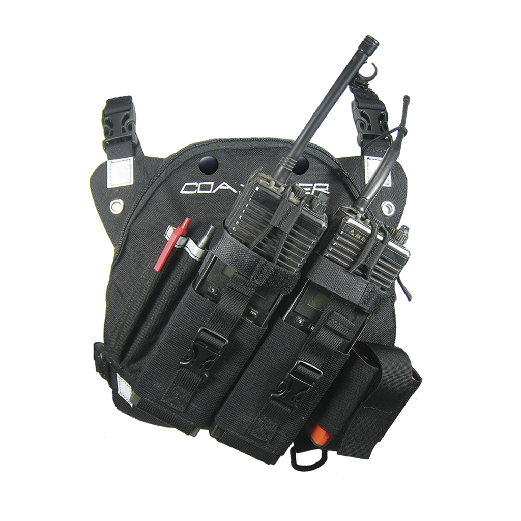 Coaxsher DR-1 Commander Dual Radio Harness