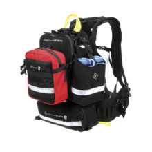 Coaxsher SR1 Endeavor Red Wildland Pack