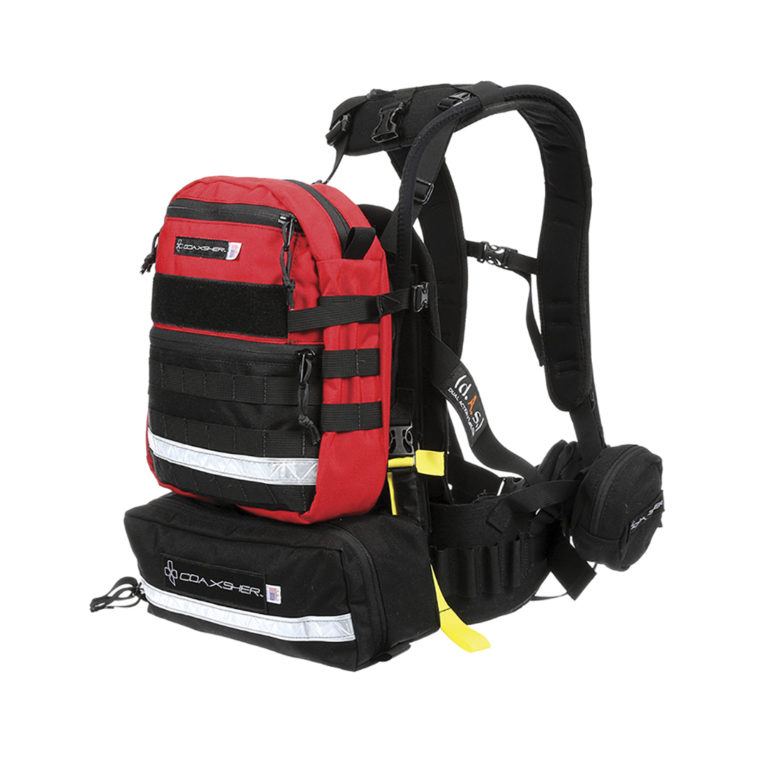 Coaxsher SR1 Recon RED