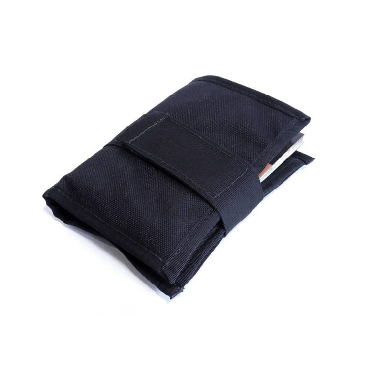 Topstitch Fireline Pocket Organizer closed