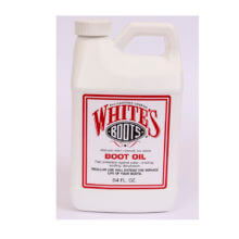 Whites Boot Oil 64 oz