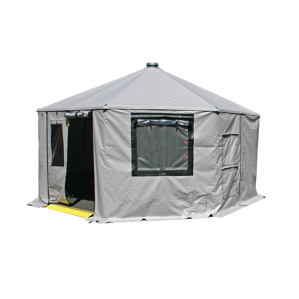 CrewBoss CB16 Shelter