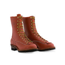 Wesco® Jobmaster Boot RW110100 Redwood Lace to Toe