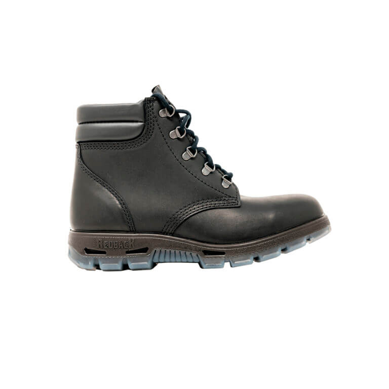 redback boots® outback steel toe side