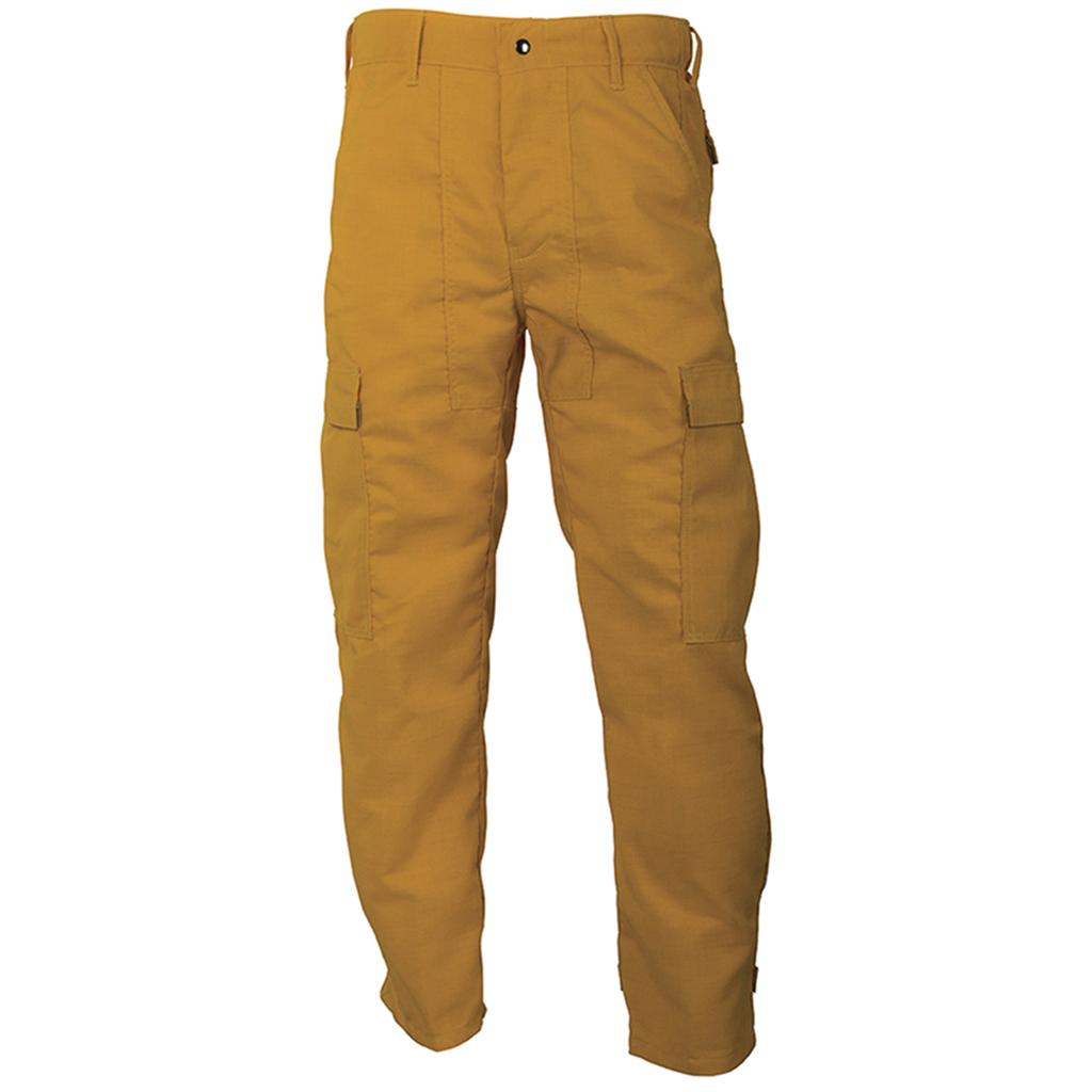 CrewBoss™ 7.0 oz. (Tecasafe) Brush Pant - Yellow