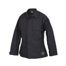 Classic BDU Coat 100% Cotton Rip-Stop Navy