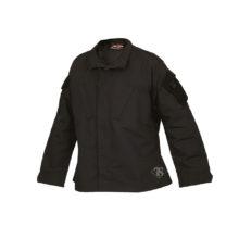 TruSpec Tactical Response Cotton Poly Uniform Shirt Black