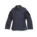TruSpec Tactical Response Cotton Poly Uniform Shirt Navy