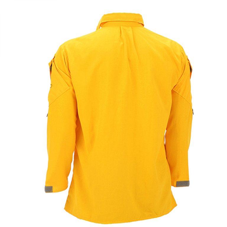 Coaxsher Wildland Vent Brush shirt FC100 back