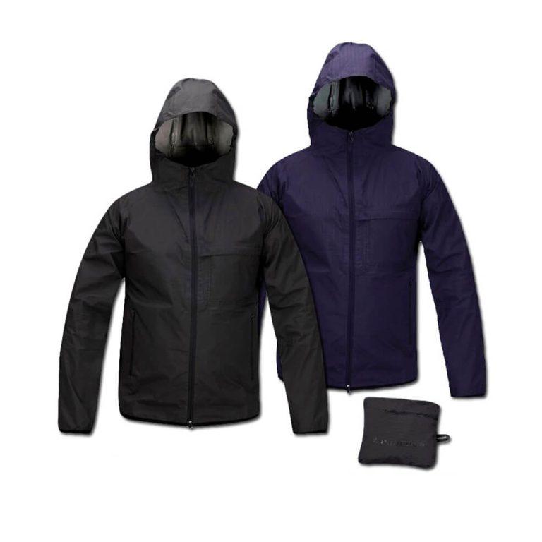 Packable Waterproof Jacket and Pants