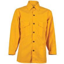 CrewBoss™ Traditional Shirt 6.0 oz. (Nomex) IIIA - Yellow
