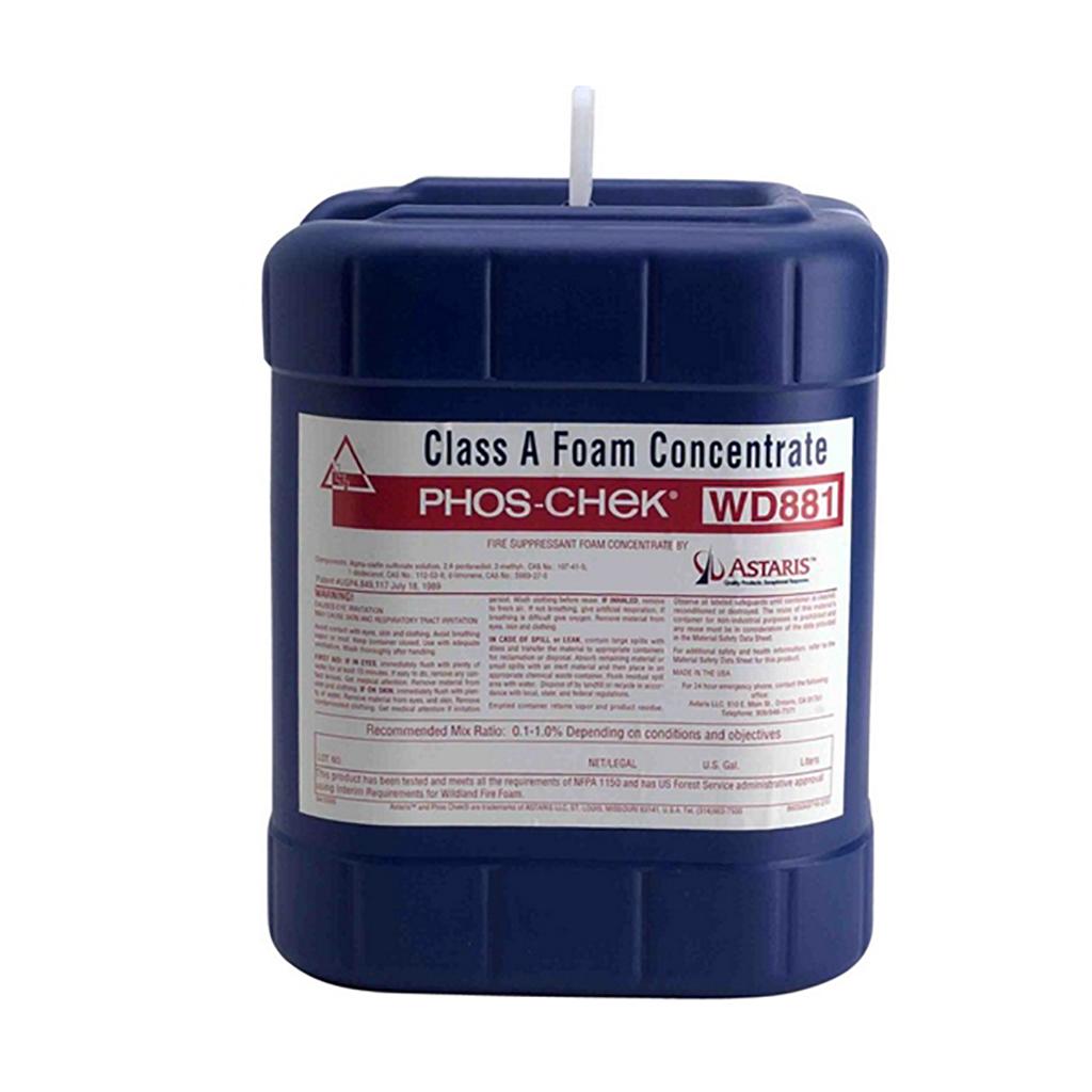 Phos-Chek WD881 Class A Foam