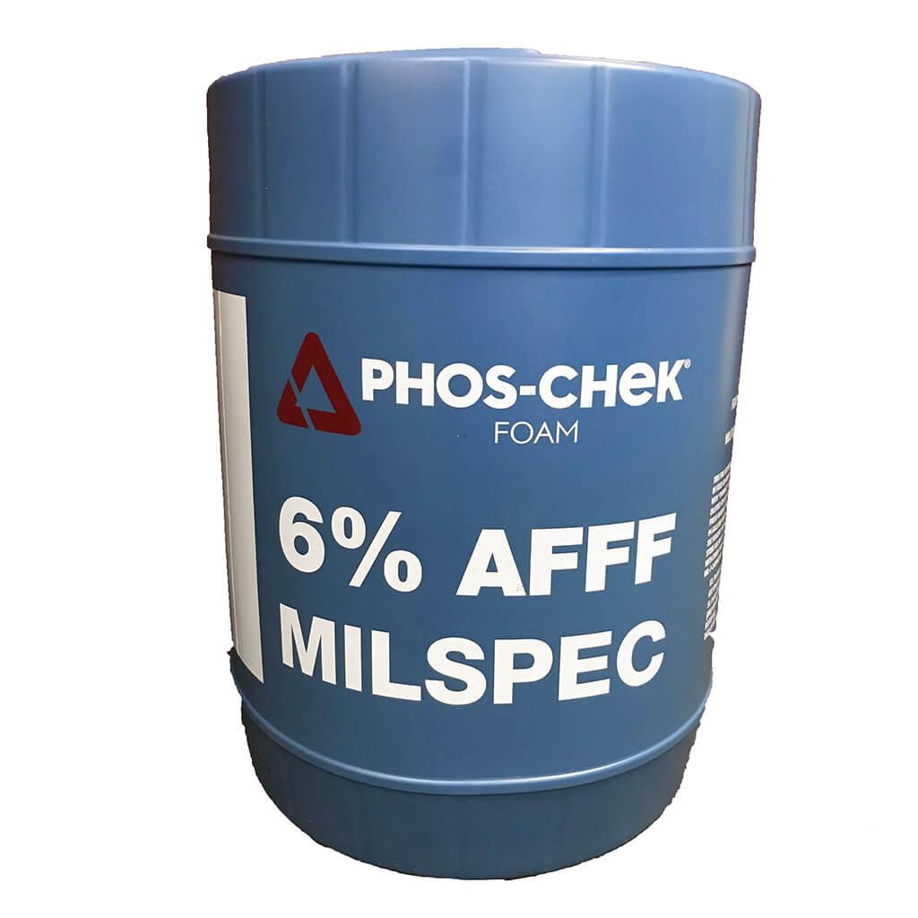 PHOS-CHEK 6% AFFF MilSpec C6 Foam