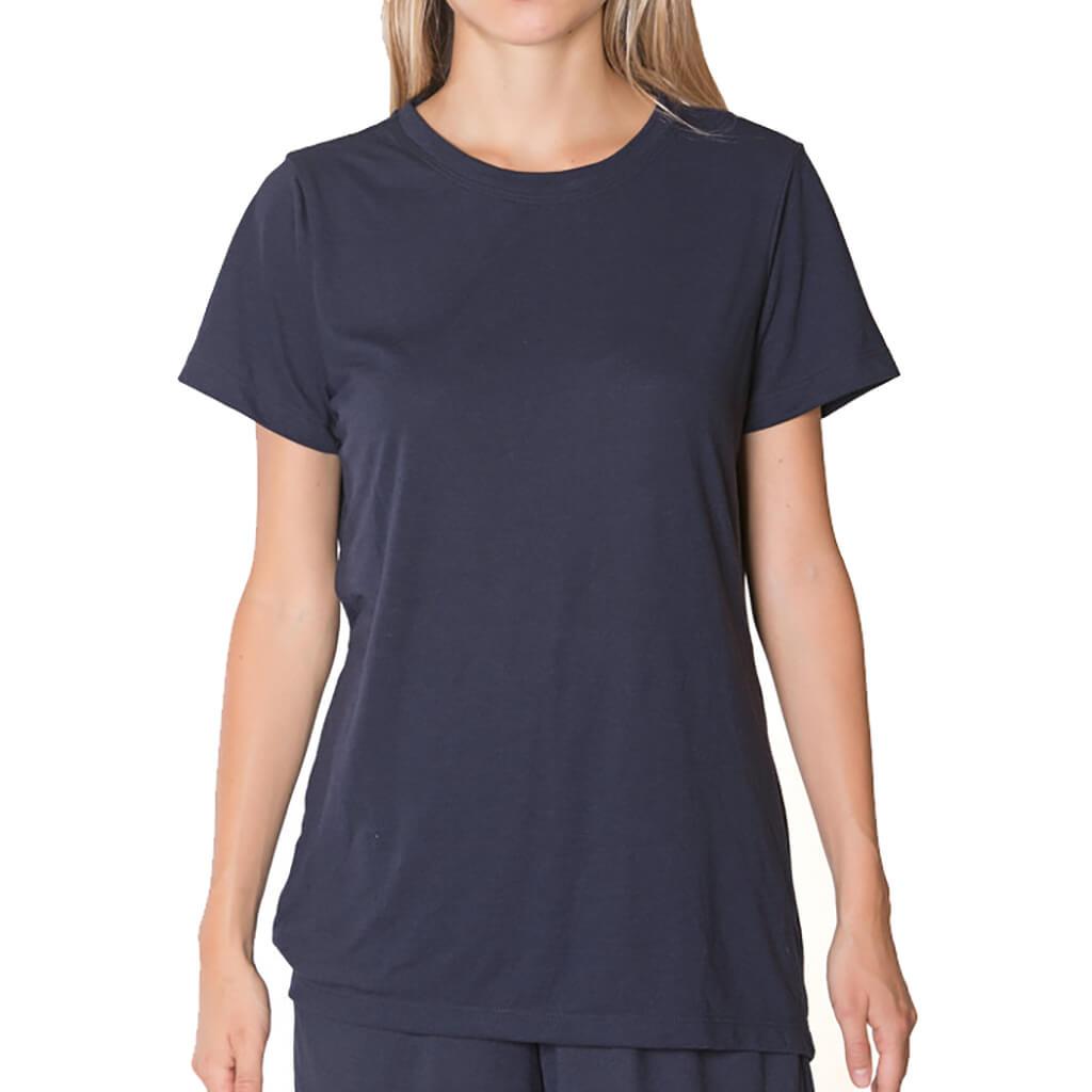 FireDFND Women's FR Short Sleeve Perfoamnce Shirt FR-115-front
